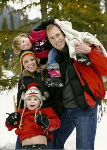 Calgary Orthodontist Cory Liss Family