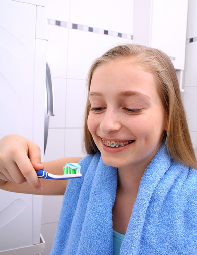 White Spots on Teeth - Cory Liss Orthodontics - NW Calgary Orthodontists