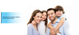 Orthodontic treatment option for the whole damily