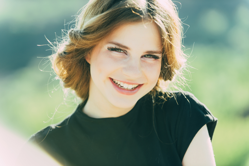 Can Sunshine Help a Healthy Smile? - Cory Liss Orthodontics - Orthodontics in Calgary